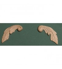 641 - Small Acanthus Leaf