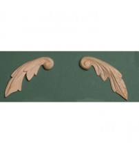 642 - Medium Acanthus Leaf
