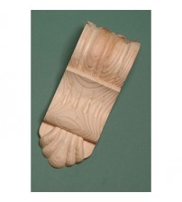 724 - Large Fluted Corbel