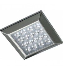 HD LED Square Downlight, 24V/1.3W