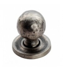 FTD1078 Hammered Pattern Ball Knob