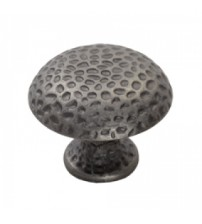 HAC585 Hammered Finish Knob