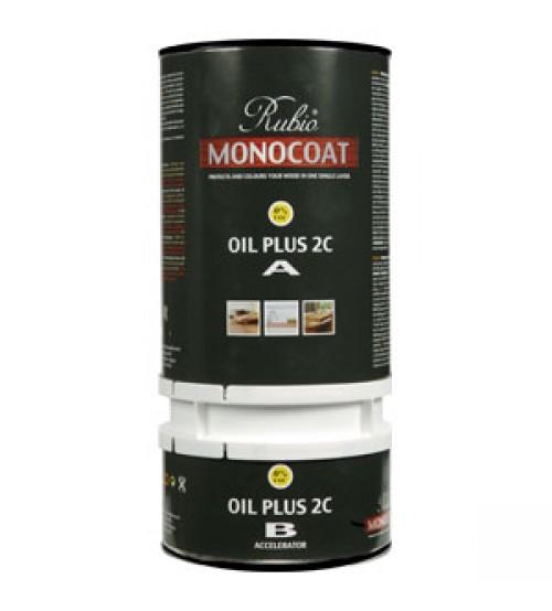 Rubio Monocoat 2C Oil Plus 1.3 Litres ( includes Accelerator )