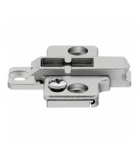 Cruciform Mounting Plate with Premounted Screws