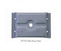 Table Brace Plate