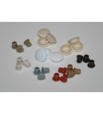 Plastic Screw Hole Plugs & Cover Caps