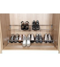 Telescopic Shoe Rack 450-960mm