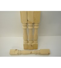 92mm - Refectory Farmhouse Table Leg -set of 4