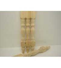 70mm - Refectory Farmhouse Table Leg - set of 4