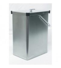 Stainless Steel Bin & Lid