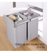 Wesco Bio - Waste Bin - 400mm
