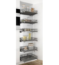 Sige Infinity Plus Pull-Out Pantry (Solid Base)
