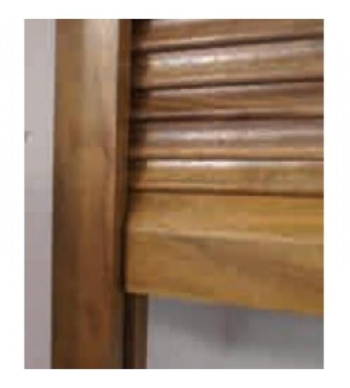 ... Bespoke Wood Tambour Doors
