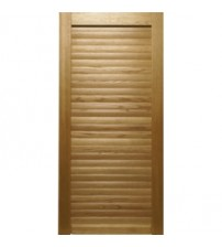 4.Wooden Tambour Door