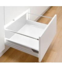 Blum Tandembox Grey Kitchen Drawers (Pot & Pan)