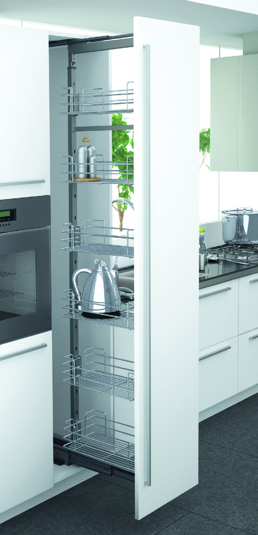 Kitchen Larder Units | SCF Hardware